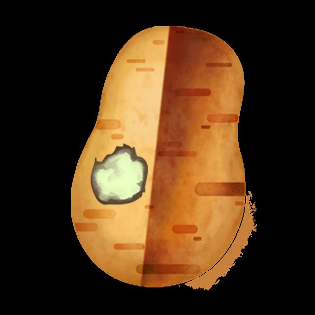 Flecken Kartoffel 1