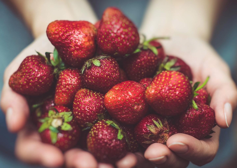 So bleiben Erdbeeren länger haltbar